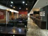 虹桥开发区仙霞路503平米,韩国料理商铺出租,无转让费