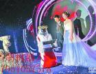 智能机器人主持婚礼婚庆人工智能无轨机器人智能语音服务机器人