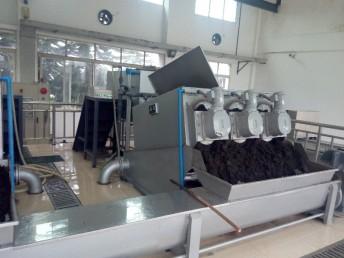 供应四川贵州云南成都重庆叠螺机叠片式污泥脱水机叠螺固液分离机