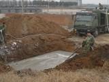 轻质混凝土路基填充