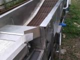 全自动商用洗碗机 二手洗碗机流水线600内宽霖森设备 兴溢