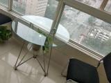 沙发茶几 文件柜,园玻璃桌 随时可看