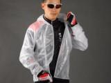 ACACIA 自行车服 男女长袖骑行雨衣套装 防水透气透明自行车