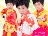 六一儿童舞蹈演出服男女武术表演服装舞台表演服民族舞蹈服乐队