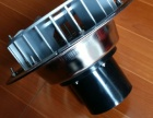 虹吸式屋面雨水排水系统材料:雨水斗~HDPE虹吸排水管 配件
