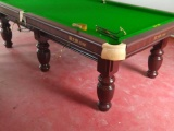 台球桌大概多少钱一套 北京台球桌品牌