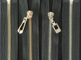 5号金属闭尾拉链  牛仔裤专用金属拉链