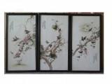 刘雨岑瓷板画高价私下交易平台