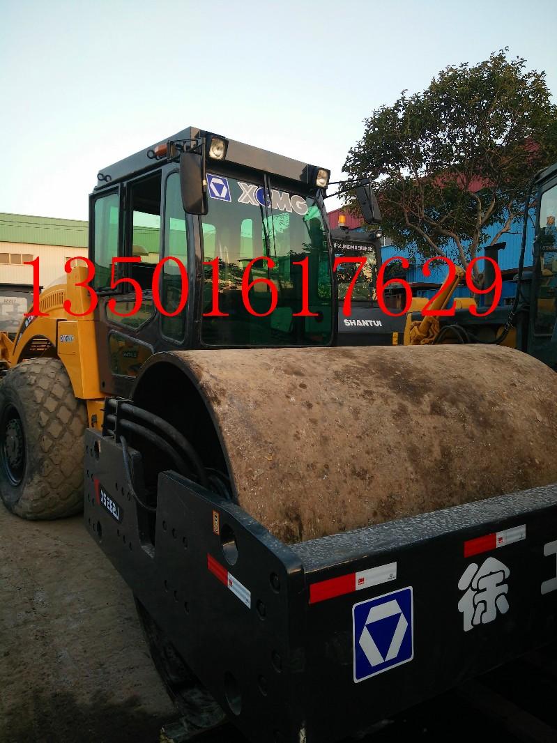 徐工20吨/22吨/26吨二手振动压路机