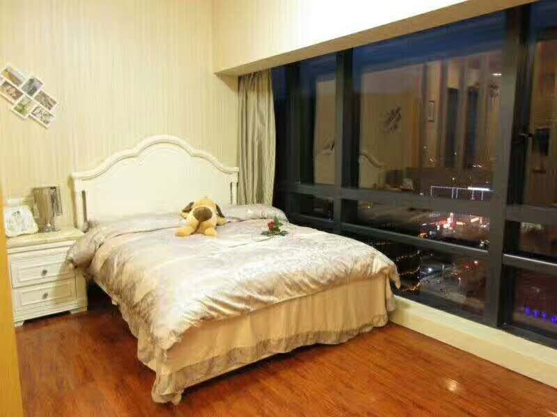 华南城 五号公寓 精装一房至三房 享受小区自带花园泳池