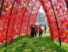 一场被抱怨太过色彩艳丽美轮美奂的风车艺术节
