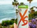 一款低热量零碳酸不含糖份的功能性饮料