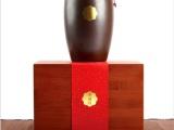 广州义统包装竹制茶叶罐礼盒 私家茶品天目釉 茶叶包装定制批发