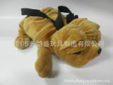 【供应】沙皮狗毛绒背包 造型可爱 厂价直销 可定制(图)