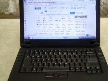 3G三代内存,14寸商务本联想ibmsl410笔记本电脑,600元卖,有无线上网