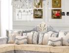 布艺沙发批发 客厅沙发 欧式沙发 布艺沙发加盟