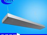 商业工业照明灯具批发 T5高档办公室灯具 纯铝材办公吊灯