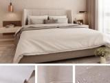 装修新房贴墙纸和墙布哪个好?