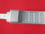 厂直销LED插拔管外壳套件LED横插灯外壳G24外壳价格优5W