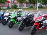 摩托车购买一条龙服务,可以分期付款0首付拥有它