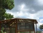 桂林木屋,集装箱房酒店轻钢别墅钢结构活动房定做