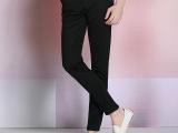 南宝龙爆款针织休闲长裤批发宽松时尚男式休闲裤品牌弹力直筒男裤