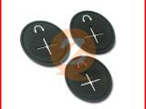 耳机孔胶章定做 环保耳机孔胶章厂家 定做十字耳机孔胶章