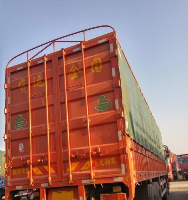 国四霸龙前四后八货车 包提档过户 首付5万提车