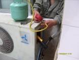 上海金山空调维修加氟