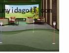 豪华型模拟高尔夫系统特价批发技术先进3D动画效果价格低
