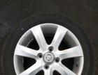 日产nv200改装16寸轮毂轮胎