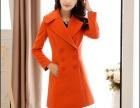 羊毛呢子大衣女装中长款韩版修身显瘦矮小个子加厚妮子外套秋冬潮