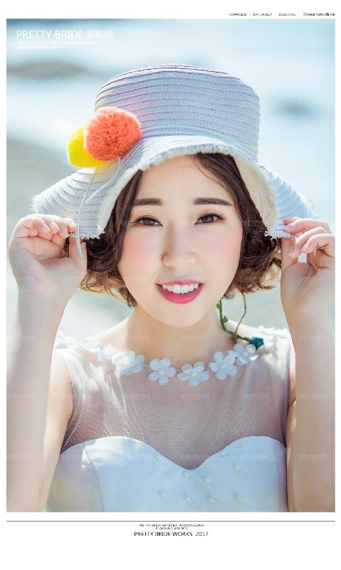 新新娘婚纱摄影 套系跳级 一拍双享 一送再送