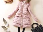 2014冬装新款韩版时尚中长款棉衣/棉服pu皮棉袄大码女装外套