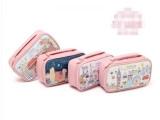 2014新款环球旅行限量版小号洗漱包化妆包手提包袋FEEL TH