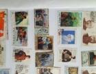 儿时收集的邮票