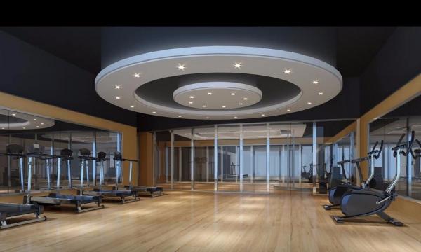艺之峰装饰:健身房如何装修设计?