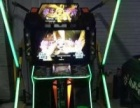 玉溪 动漫城游戏机回收跳舞机赛车框体整场设备回收