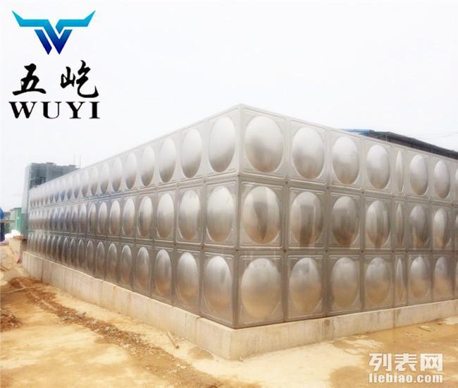 装配式不锈钢消防水箱 五屹yi提供高品质产品