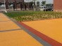 什么是决定透水混凝土,彩色透水路面强固透水砼价格的因素