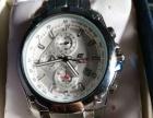 急转一块正品白色卡西欧男士手表