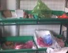 超市低价转让两组菜架