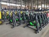 鑫宝健身器家用动感单车健身房