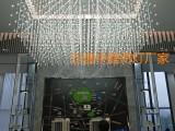中山贝得灯饰光立方框架中庭装饰吊灯酒店大堂商场中空装饰灯具
