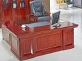 办公家具老板桌办公桌大班台现代简约老板桌椅组合总裁桌主管桌批