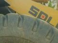 铲车换轮胎换一条顶几条用的二手特种轮胎