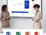 75寸会议平板多媒体教学触摸一体机互动展示大屏幕广告屏