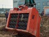 原装芬兰进品小松挖机破碎筛分斗 挖机破碎筛分斗一体机