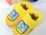 冬季保暖系列爸爸去哪儿儿童棉拖鞋 高包跟中童棉鞋 厂家亏本促销