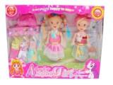 芭比娃娃 小凯利 过家家玩具 女孩必备 盒装 小宝宝 0638B